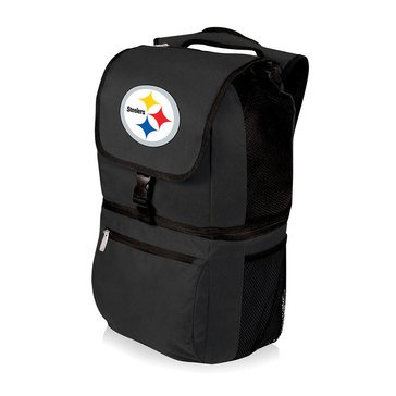 Picnic Time Pittsburg Steelers Zuma Insulated Backpack Cooler