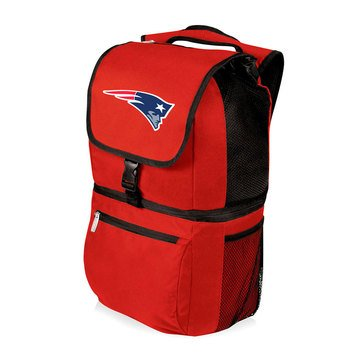 Picnic Time New England Patriots Zuma Insulated Backpack Cooler
