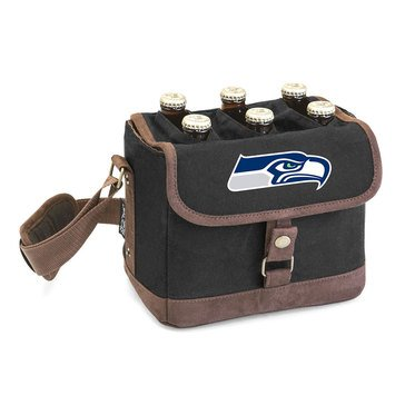 Picnic Time Seattle Seahawks Beer Caddy