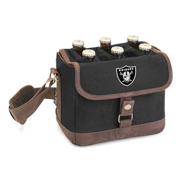 Picnic Time Oakland Raiders Beer Caddy