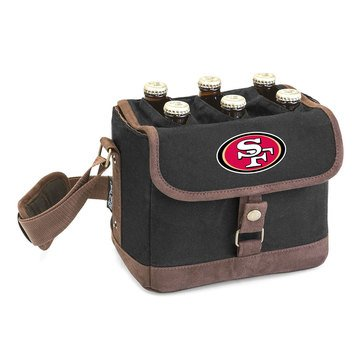 Picnic Time San Francisco 49ers Beer Caddy