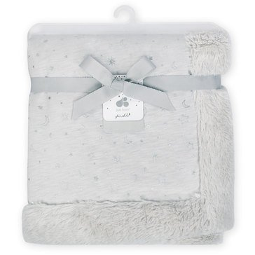 Just Born® Sparkle Plush Blanket