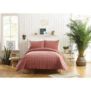 Justina Blakeney Kahelo Quilt Set 3Pc