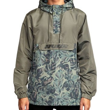 Rvca Men's Killer Anorak Jacket