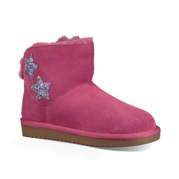 Koolaburra by Ugg Little Girl's Kool Star Mini Boots