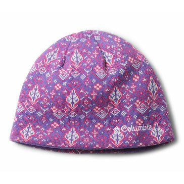 Columbia Baby Girls' Urbanization Mix Reversible Beanie