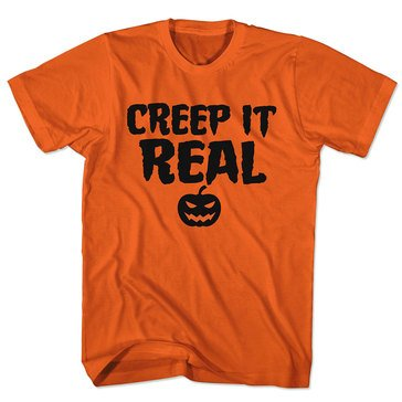 Trau & Loevner Men's Creep It Real Halloween Tee