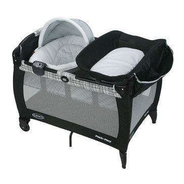 Graco Pack 'n Play® Newborn Napper® Playard with Soothe Surround™ Technology