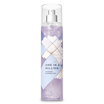 Bath and Body Works One In A Million Diamond Shimmer Mist