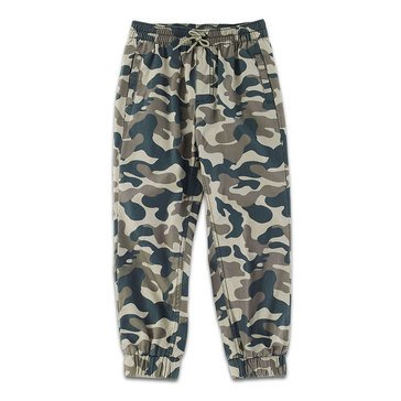 Eight Bells Little Boys' Poplin Jogger