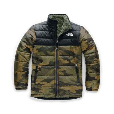 The North Face Little Boy's Reversible Mount Chimborazo Jacket