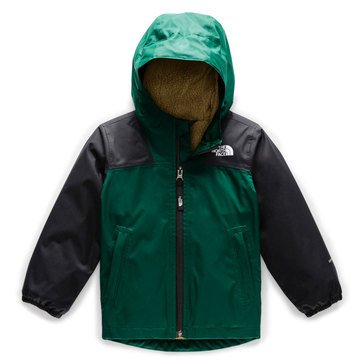 The North Face Toddler Boy's Warm Storm Jacket