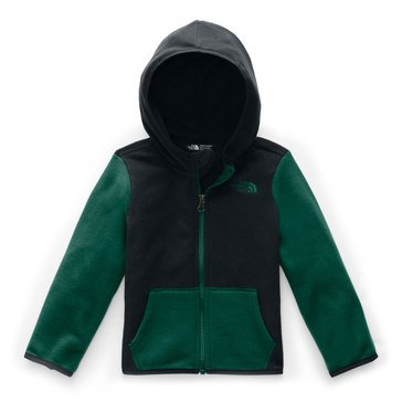 The North Face Toddler Boys Glacier Full Zip Fleece Hoodie