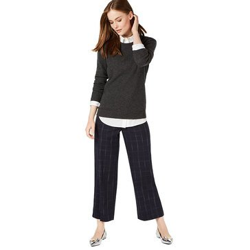 Charter Club Women's Cashmere Crew Sweater