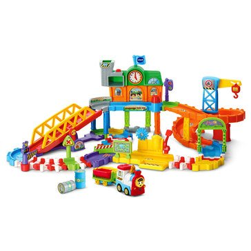 VTech Go! Go! Smart Wheels Roadmaster Train Set