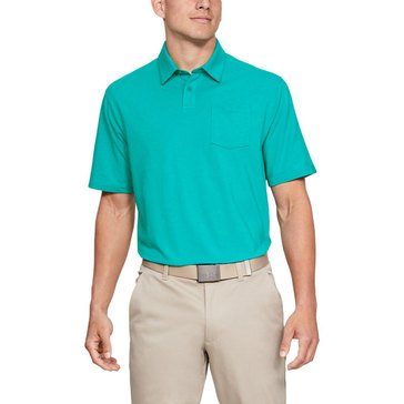 Under Armour Men's Golf Scramble Polo