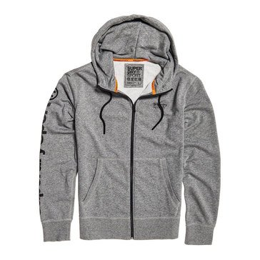 Superdry Men's Core Sport Full Zip Hoodie