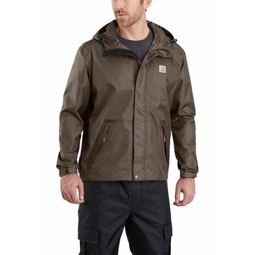 Carhartt Men's Dry Harbor Rain Jacket
