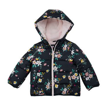 Carter's Baby Girls' Bubble Coat