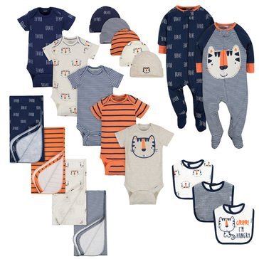 Gerber 19-Piece Essentials Gift Set