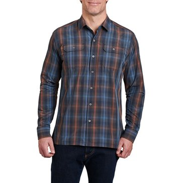 Kuhl Men's Response Plaid Shirt