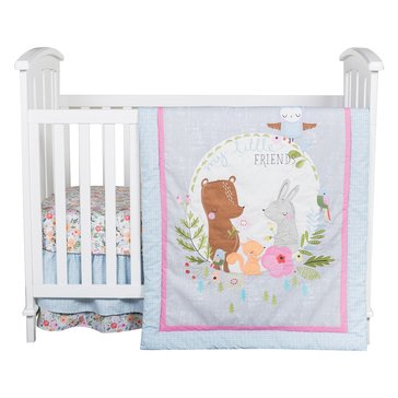 Trend Lab 6-Piece Crib Bedding Set