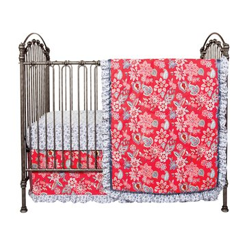 Waverly® Charismatic 3-Piece Crib Bedding Set