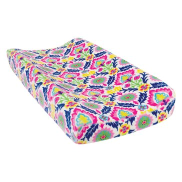Waverly® Plush Changing Pad Cover