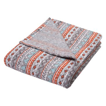 Trend Lab Sweatshirt Knit Baby Blanket