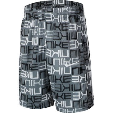 Nike Big Boys' Allover Printed Avalanche Shorts