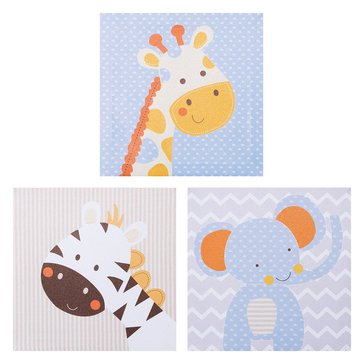 Trend Lab Canvas Wall Art 3 Pack