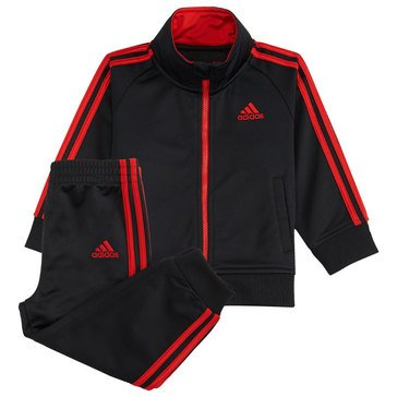 Adidas Baby Boys' Classic Tricot Jacket Set