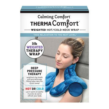 As Seen On TV Calming Comfort Weighted Neck Wrap