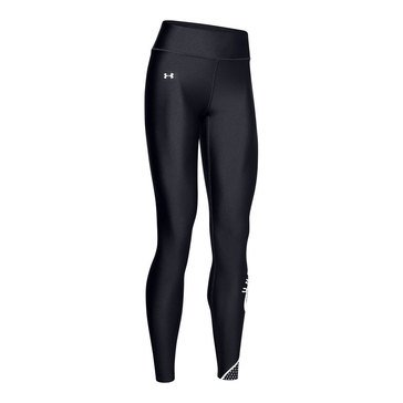 Under Armour Women's HG Graphic Swerve Leggings