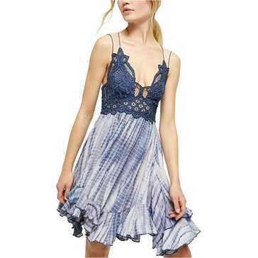 Free People Women's Adella Tie Dye Slip Dress