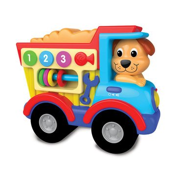 The Learning Journey Early Learning - 123 Truck