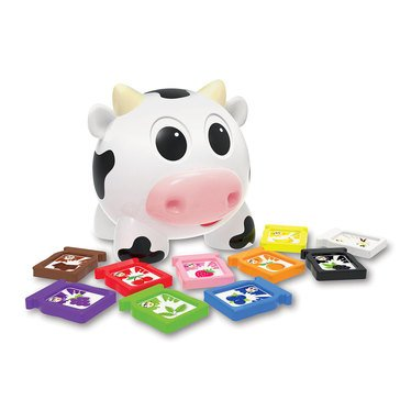 The Learning Journey Learn With Me - Color Cow