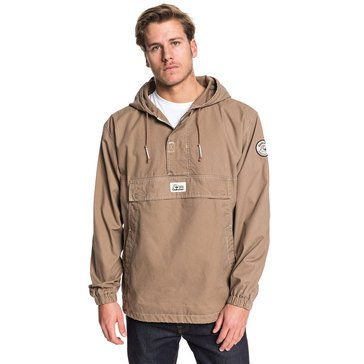 Quiksilver Men's Tazawa Washed Windbreaker