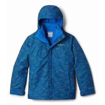 Columbia Big Boy's Bugaboo II Jacket