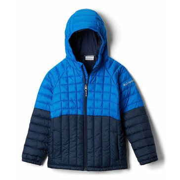 Columbia Big Boy's Humphrey Hills Puffer Jacket