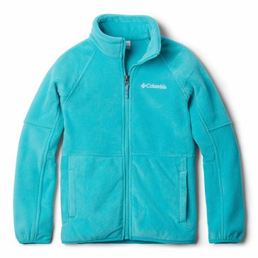 Columbia Little Boy's Basin Trail Full Zip Fleece