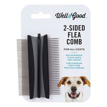 Well & Good by Petco Two Sided Flea Comb
