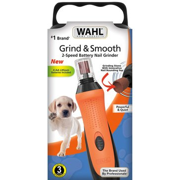 Wahl Grind & Smooth Battery Nail Grinder