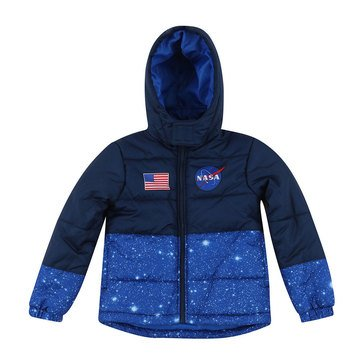 Dreamwave Little Boy's NASA Puffer