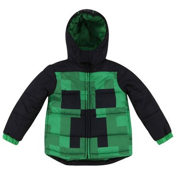 Dreamwave Little Boy's Minecraft Puffer