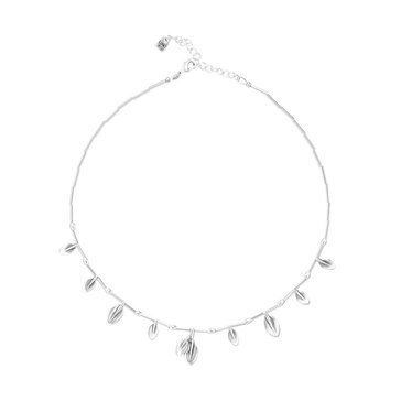 UNOde50 My Nature Leaf Me Alone Necklace