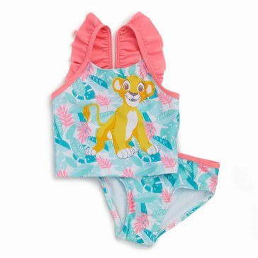 Dreamwave Baby Girls' 2-Piece Swimsuit