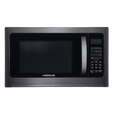 Farberware 1.2-Cu.Ft. 1100-Watt Countertop Microwave Oven with Grill