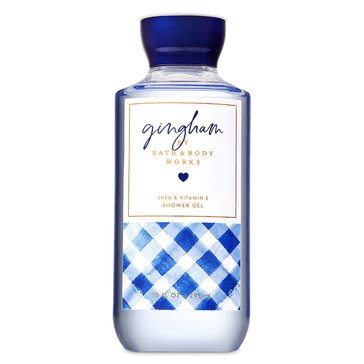 Bath & Body Works Gingham Shower Gel