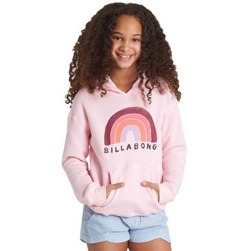 Billabong Big Girls' Rainbow Hoodie